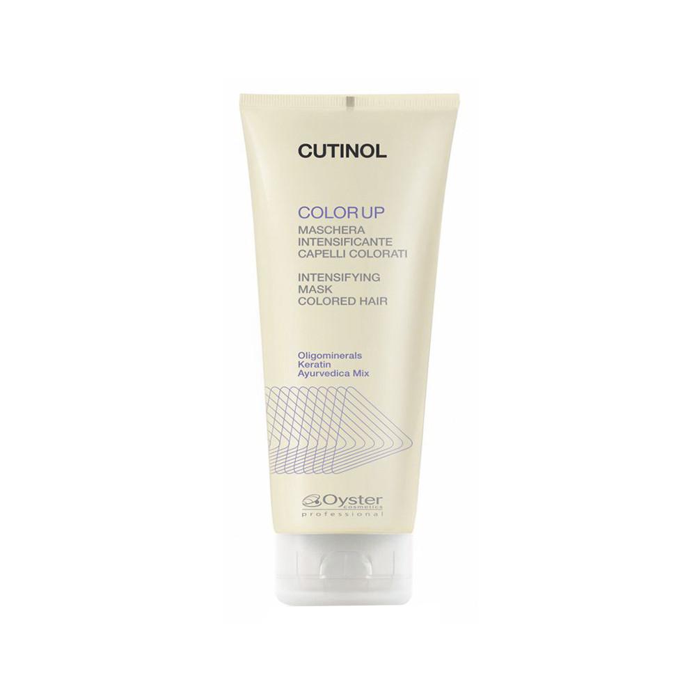 Маска (кислая) для окрашенных волос Oyster Cutinol Color Up Cosmetics 200 мл