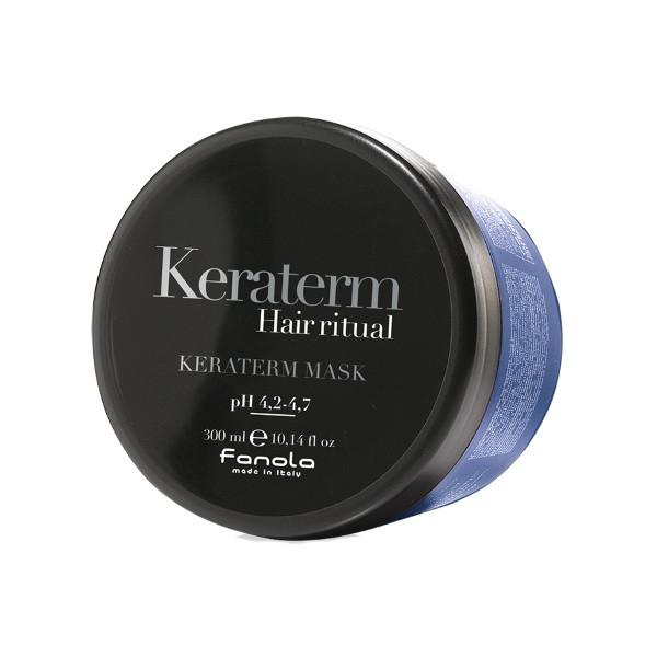 Маска для реконструкции поврежденных волос Fanola Keraterm 300 мл