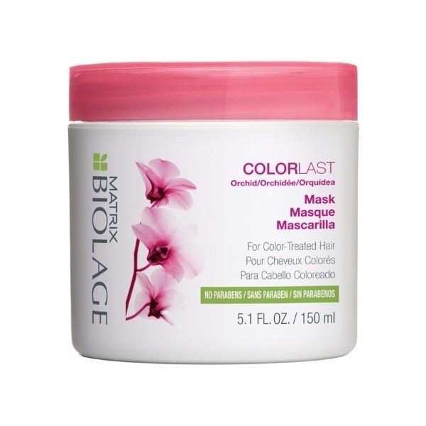 Маска для окрашенных волос Matrix Biolage Colorlast 150 мл