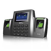 Система учета рабочего времени по отпечатку пальца ZKTeco DS100, фото 1