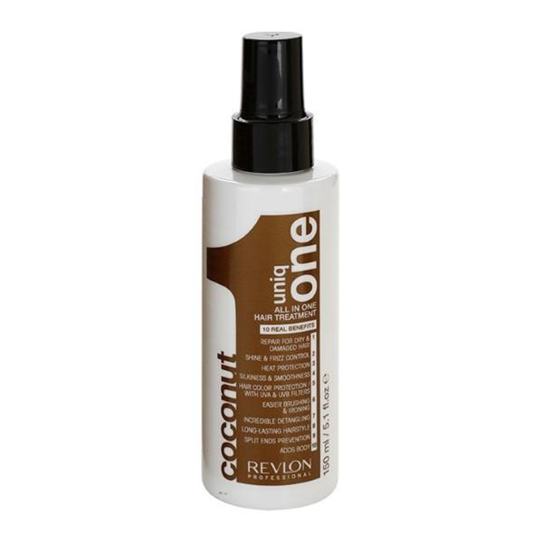 Спрей для волос с ароматом кокоса Revlon Professional Uniq One All in One 150 мл