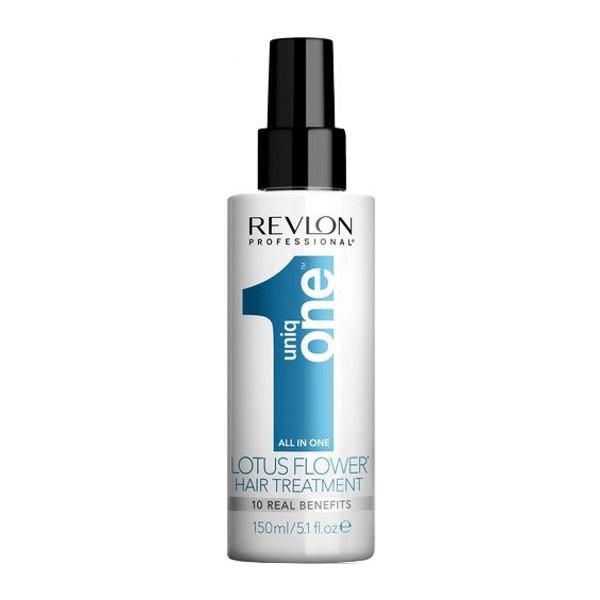 Спрей для волос с ароматом цветка лотоса Revlon Professional Uniq One All in One 150 мл