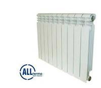 Радиаторы (батареи) биметаллические ALLtermo UNO 500х80мм