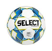 Мяч футбольный SELECT NUMERO 10 IMS (размер 5)