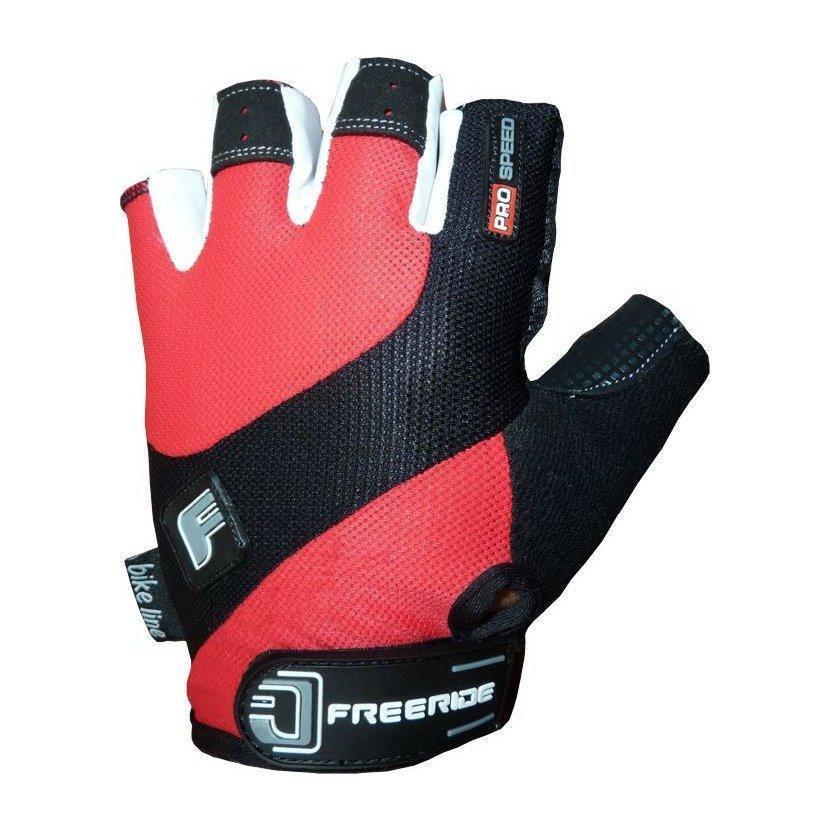 Велоперчатки Freeride Pro Speed FR-1202 XXL Red