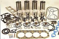 Вкладыши шатунные (вкладыши шатуна) двигателя Isuzu C240