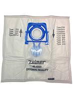Мешок для пылесоса Zelmer одноразовый (4шт) cod 49.4000