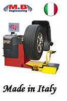 Стенд балансировочный автомат для грузового шиномонтажа M&B WB690