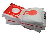 Мешок для пылесоса Zelmer одноразовый (4шт) cod 49.4200, фото 2