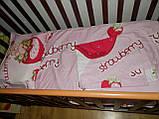 Б/У, Сатин для новорожденных Sweety, фото 4