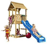 Детский игровой комплекс Jungle Gym Club для улицы и дачи