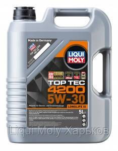 Liqui Moly Top Tec 4200 5W-30 5л (VW 504.00 / 507.00)