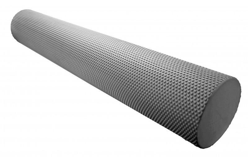 Массажный ролик для фитнеса и аэробики  Power System Fitness Roller PS-4075 Grey (90*15)