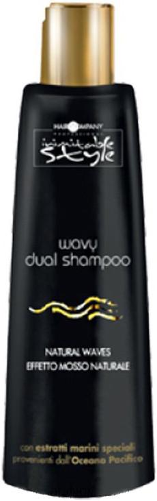 Шампунь двойного действия для вьющихся волос Hair Company 250 мл