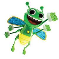 🔝 Детский набор для фокусов, магические 3D пчёлы Magically Flies, свечение - желтое   🎁%🚚