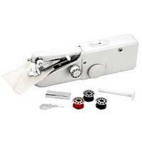 🔝 Ручная швейная машинка Handy stitch (Хенди Стич), цвет - белый,  , Швейные машинки и швейные аксессуары