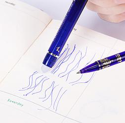 Ручка гелевая пиши-стирай NEO LINE