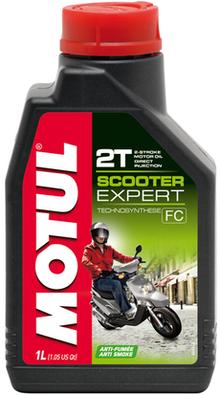 Масло моторное для скутера Motul Scooter Expert 2T, 1л