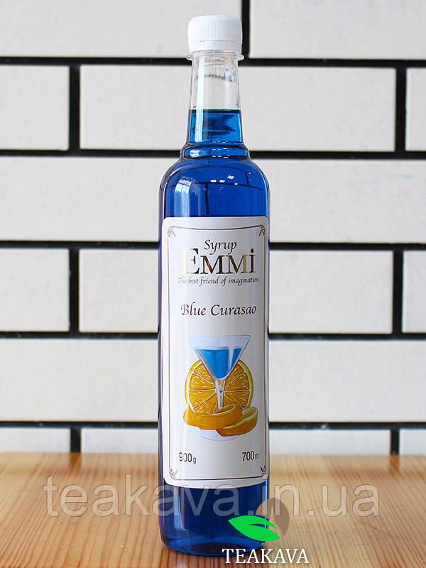Сироп Emmi Блю кюрасао 0,7 л (ПЭТ бутылка)