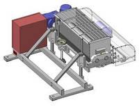 Машина для формования тестовых заготовок И8-ШФЗ/900