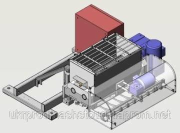 Машина для формования тестовых заготовок И8-ШФЗ/900, фото 2