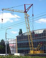 Кран гусеничный СКГ-401 в аренду по Украине