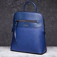 Рюкзак женский синего цвета DAVID JONES 6110-3, фото 1