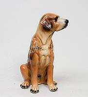 """Большая керамическая фигура """"Собака"""" 42 см FF-42"""