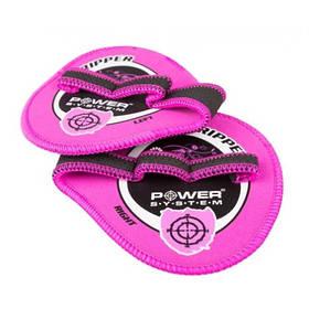 Накладки на ладони Power System Gripper Pads PS-4035 Pink S