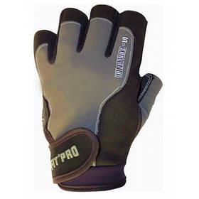 Перчатки для тяжелой атлетики Power System V1 Pro FP-05 XS