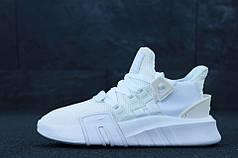 Женские кроссовки Adidas EQT ADV White. ТОП Реплика ААА класса.