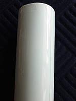 Самоклеющаяся пленка d-c-fix ширина 90см,длина ×1 метр. Белый глянец Режем любое количество кратно 1метру.