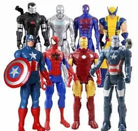Супергерои / герои Marvel