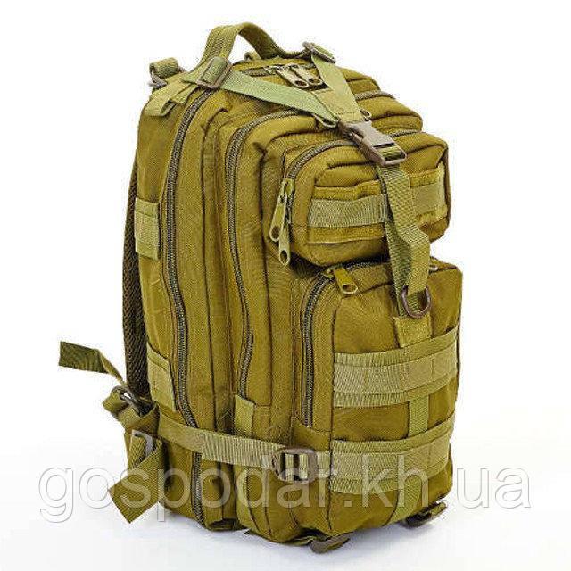Рюкзак тактический рейдовый (олива)