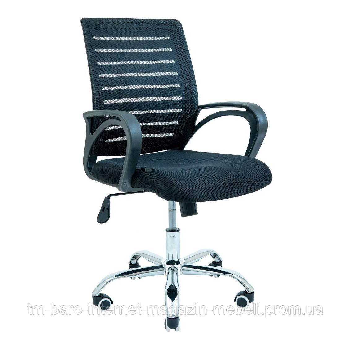 Кресло Флеш черный, Richman