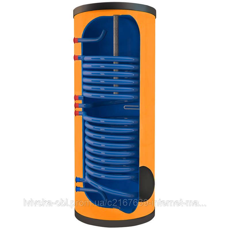 Накопительный бак косвенного нагрева двухконтурный на 200 литров АТМОСФЕРА TRM-202 - Интернет магазин RTF в Львовской области