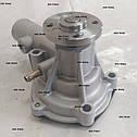 Помпа водяная на двигатель MITSUBISHI S4Q (1950 грн) 32C45-00023, 32C4500023, фото 2