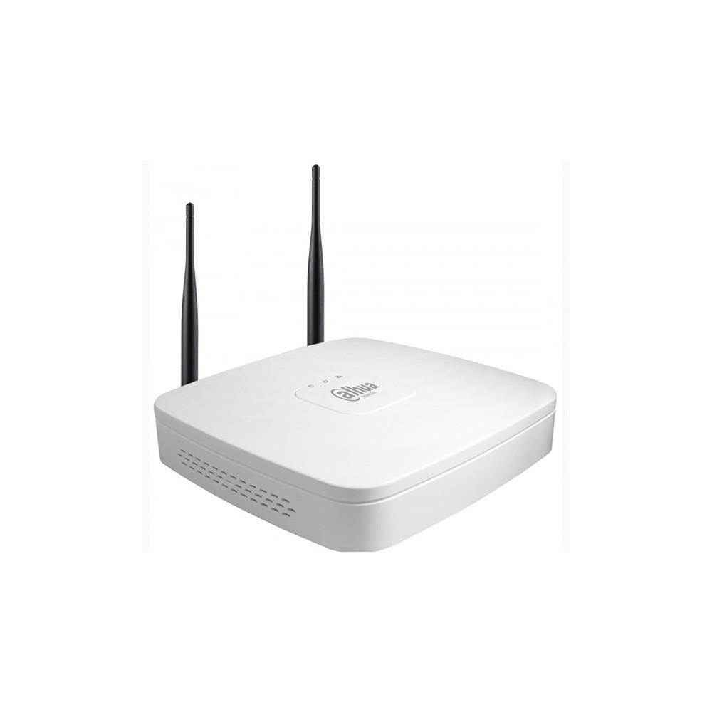 Сетевой IP-видеорегистратор Dahua DH-NVR4104-W (WiFi)