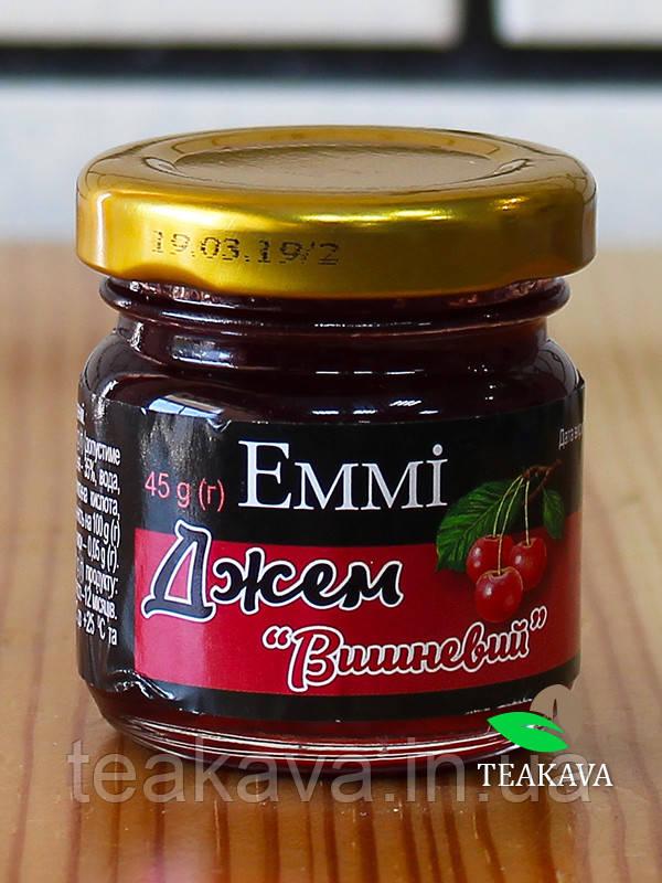 Джем плодово-ягодный Вишневый Emmi, 45 г