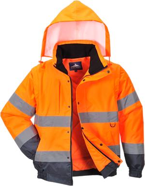 Светоотражающая куртка 2-в-1 C468