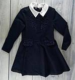 Шкільна форма для дівчаток Енріка Плаття Синій Suzie Україна 10 років, 140, Синій, фото 3