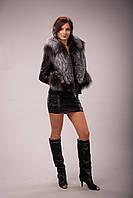 Куртка/жилет из чернобурки, фото 1