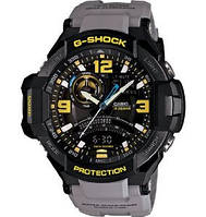 Чоловічий годинник Casio G-Shock GA-1000-8A Aviation