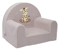Мягкое кресло в детскую  «Жирафа»