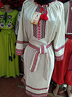 Женское платье с тесьмой, фото 1