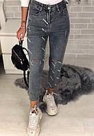 Джинсы стильные женские, фото 1
