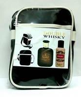 Чоловічий набір d.whisky set 100 ml + b/s 150 ml + косм.