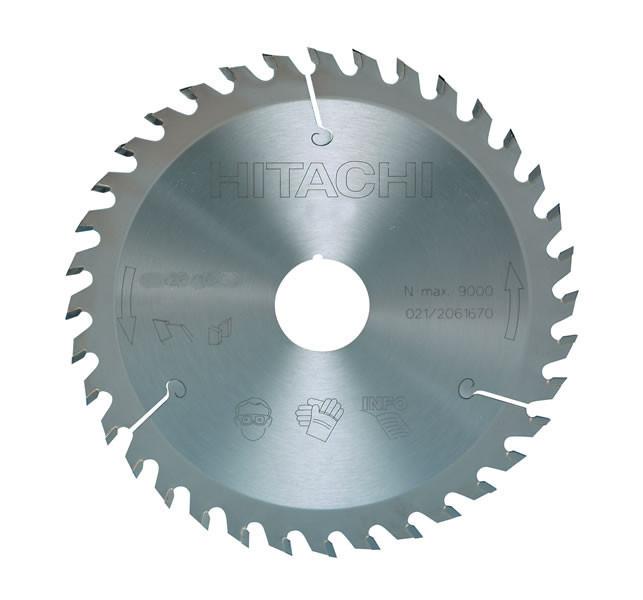 Пильный диск для циркулярных электропил 185*30 48 зубцов HiKOKI 752433 (Hitachi 750311)