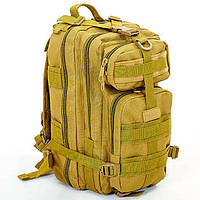 Рюкзак тактичний рейдовий SILVER KNIGHT 35 літрів 3P Хакі