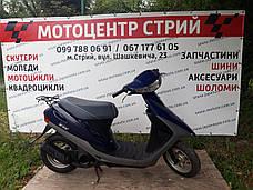 Скутер Honda Dio AF-27 (синій), фото 2